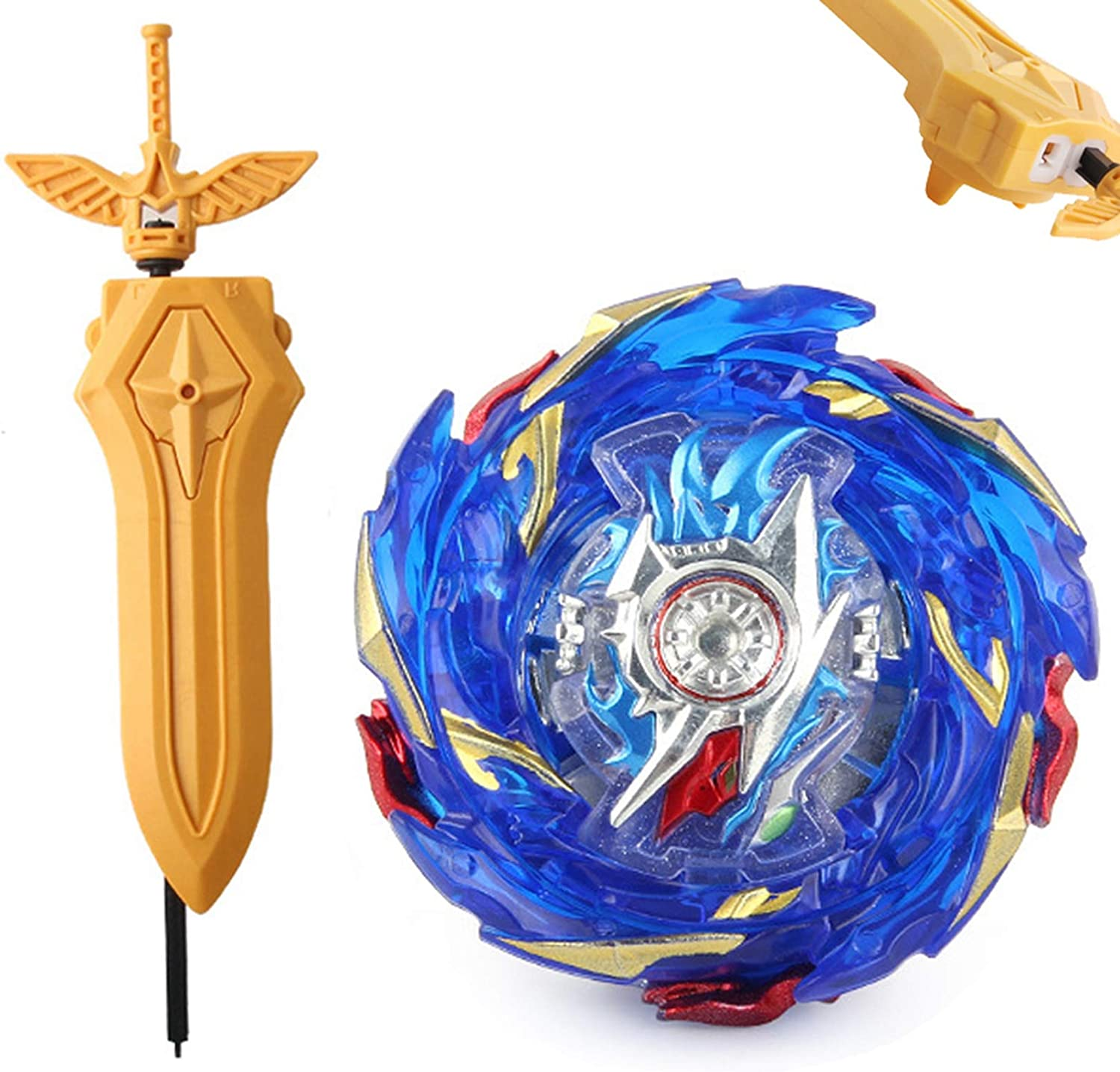 Battling Toys - Burst San Jose Mall SuperKing Sta Be super welcome Booster B-174 Volcano Helios