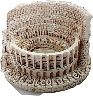Souvenir Small Colosseum Model Statue Rome Miniature Italy Italian Republic Roma