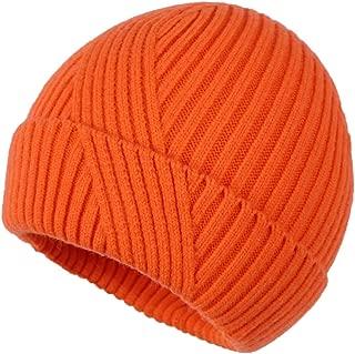 Connectyle Unisex Men's Warm Winter Hats Daily Knit Cuff Beanie Skull Watch Cap
