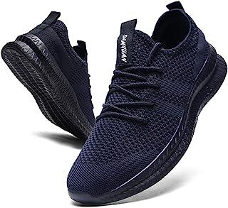 CAIQDM Scarpe Uomo Running Sneakers Eleganti Ginnastica Sportive Tennis Scarpe Outdoor Respirabile Sportiva Corsa Fitness ...