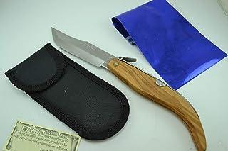 Couteau Celaya Classic Albacete Bois Olivier n 2