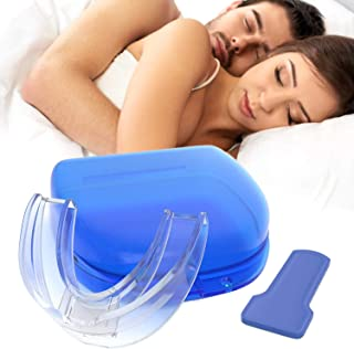 ENPIRIA Snoring Solution, Anti Snoring Device - Snore Stopper Mouthpiece - Sleep Aid Night Mouth Guard - Dental Guard For Teeth Grinding, Bruxism and Comfortable Natural Sleep