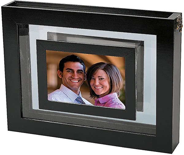 Unity Sand Ceremony Picture Frame Wood Wedding Decorations And Home Decor