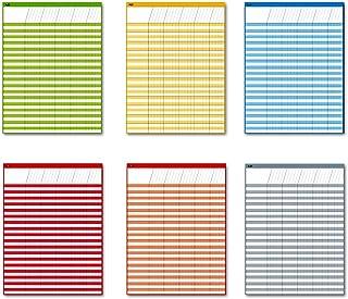 Dry Erase Incentive Chart/Chore/Responsibility/School Attendance/Homework Progress..