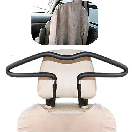 Chytaii Haken Für Sitzrückenlehne Multifunktionshaken Für Autos Kleiderbügel Kopfstütze Schwarz Auto