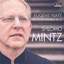 Ysaÿe: Sonata in E Minor for solo violin, Op. 27, No. 4