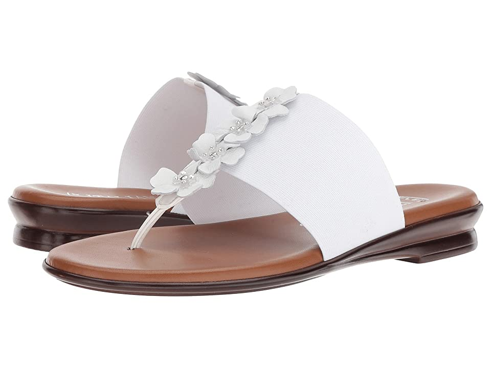 Italian Shoemakers Genieve (White) Women
