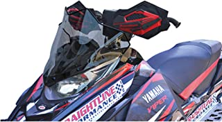 Cobra Windshield - Low - 14in. - Tint 2014 Yamaha SR Viper RTX SE Snowmobile