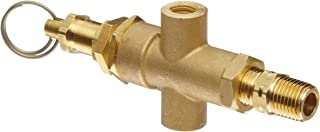 Control Devices Brass Pilot Valve with Adapter, 1/4
