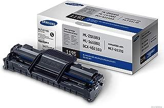 Samsung MLT-D119S Toner Cartridge Black for ML-1610, ML-2010, ML-2510, ML-2570, ML-2571N, SCX-4521F, SCX-4521FG