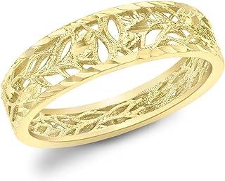 Carissima Gold Anillo de mujer con oro amarillo