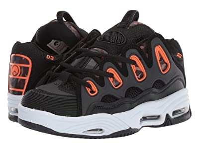Osiris D3 2001 (Black/Honor) Men