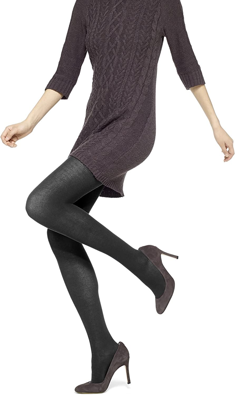 No Nonsense Women's Flat Knit Sweater Winter Tights