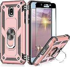 Sponsored Ad - TJS Phone Case Compatible with Samsung Galaxy J7 2018/J7 Refine/J7 Star/J7 Eon/J7 TOP/J7 Aero/J7 Crown/J7 A...