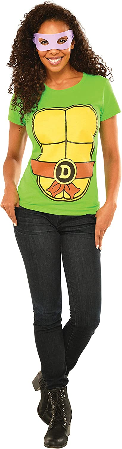 Rubie's Costume lowest price Teenage Cash special price Mutant Ninja Turtles Top and D Mask With