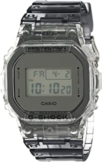Casio Digital Grey Dial Men's Watch-DW-5600SK-1DR (G949)