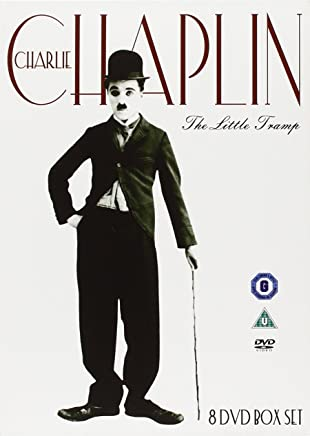 チャールズ・チャップリン コレクション DVD-BOX (8枚組) サイレント映画 [DVD] [Import]