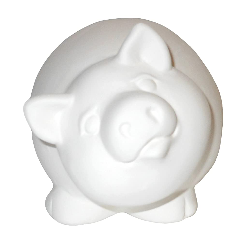 The Lovable Pig - Paint Your Own Ceramic Keepsake