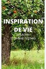 Inspiration de vie (French Edition) Kindle Edition