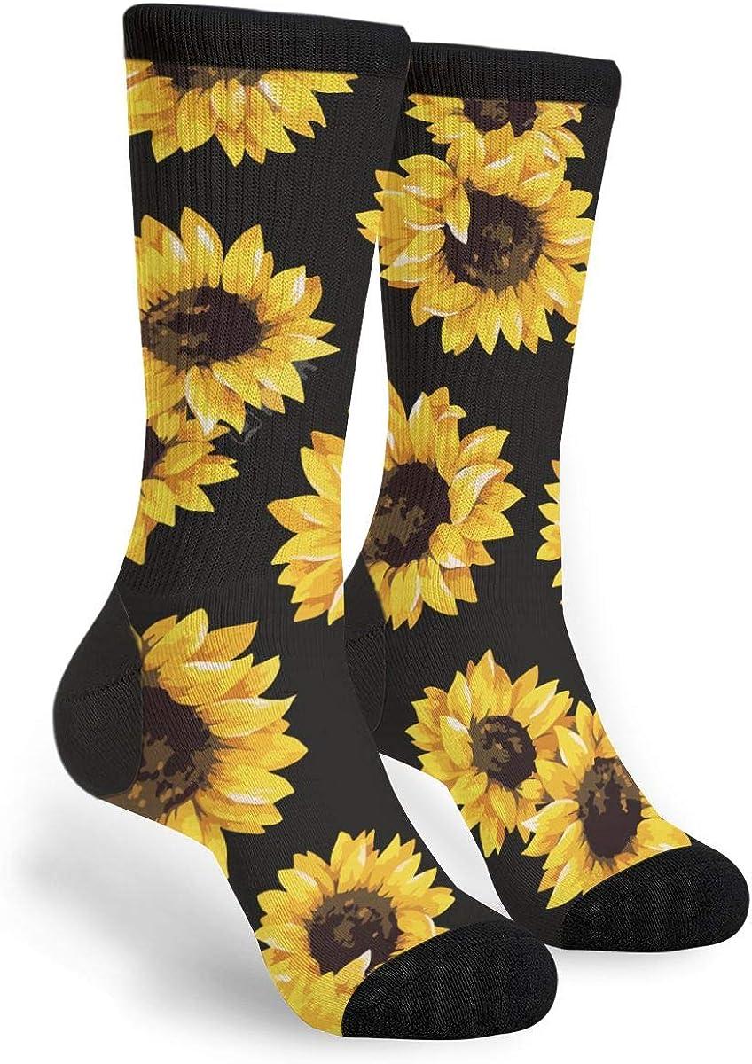 Sunflower Novelty Socks Dealing full price reduction 2021 Women For Men
