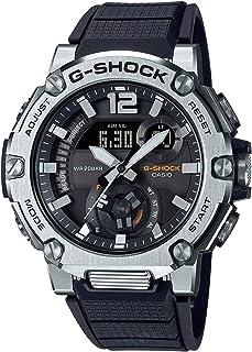 [カシオ] 腕時計 ジーショック G-STEEL Bluetooth 搭載 ソーラー カーボンコアガード構造 GST-B300S-1A メンズ [並行輸入品]
