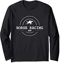 Horse Racing Jockey Track Gift Long Sleeve T-Shirt