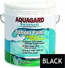Aquagard Waterbased Anti-Fouling Bottom Paint - 1Gal - Black