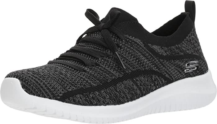 Devour flexible comfort and signature style in the SKECHERS