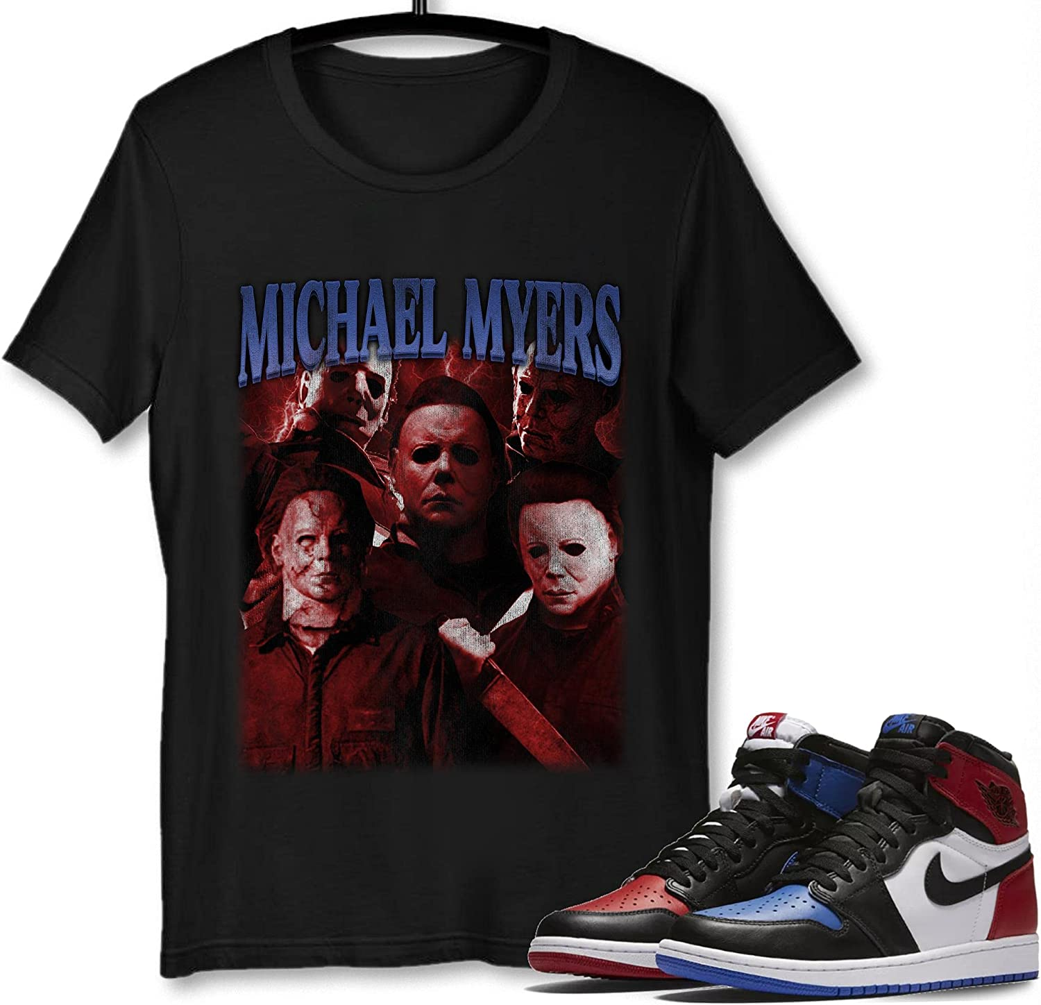 #Michael #Myer Same day shipping Shirt to Match Jordan 1 3 Me Sneaker for Gift Top price