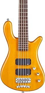 Warwick 5-String Bass Guitar Right (1515120500CPCARAWW