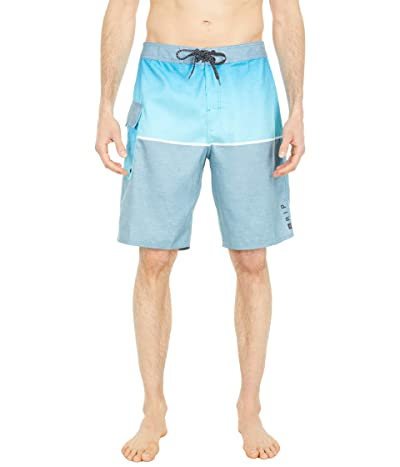 Rip Curl Dawn Patrol 21 Boardshorts (Light Blue) Men