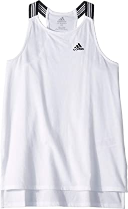 Branded Long Tank Top (Big Kids)