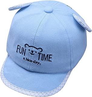 Balai Infant Girls Sun Hat Cute Hollow Wide Brim Summer Sun Protection Hat