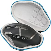 Baval Hard Case Portable Bag Replacement for Logitech G602 Lag-Free Gaming Wireless Mouse