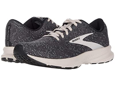 Brooks Launch 7 (Black/Pearl/Hushed Violet) Women