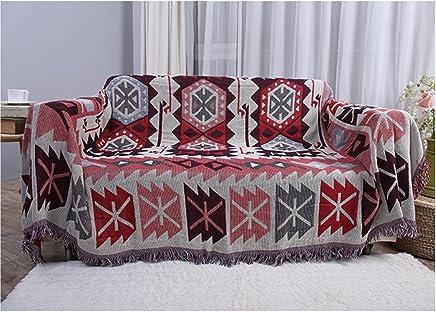 Amazon.es: cama rustica - Mantas para cama / Mantas y ...