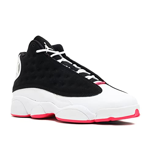 Nike Air Jordan Retro 13 GG Black/White/Hyper Pink 439358-008