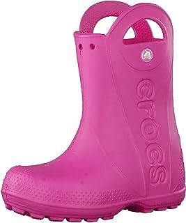 دسته بچه های Crocs 'It It Boot Rain | آسان برای کودکان نو پا ، پسران ، دختران | سبک و ضد آب است