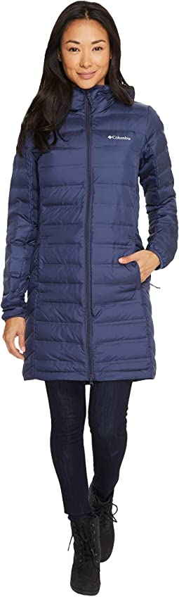 Lake 22 Long Hooded Jacket