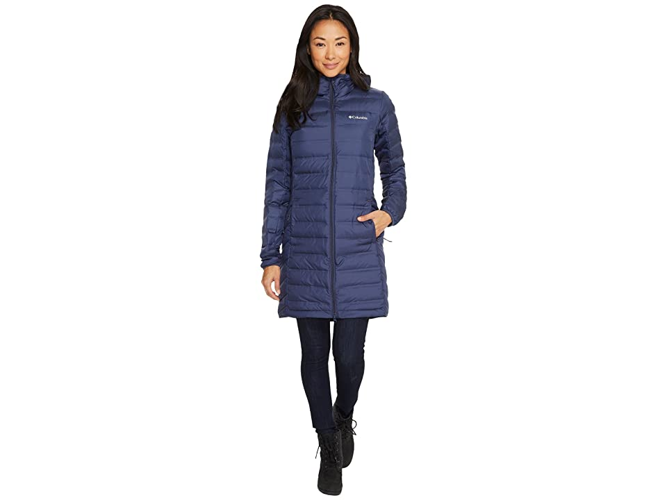 Columbia Lake 22 Long Hooded Jacket (Nocturnal) Women