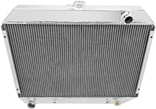 Champion Cooling, Multiple Plymouth Models 3 Row All Aluminum Radiator, CC375