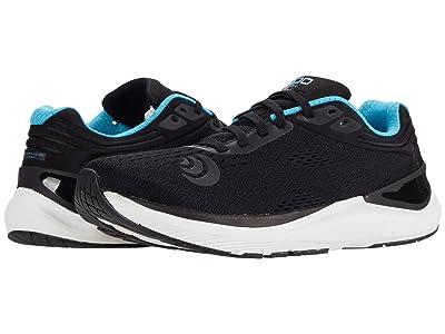 Topo Athletic Ultrafly 3 (Black/Blue) Women