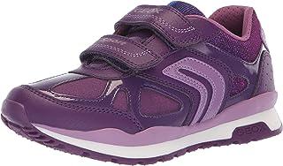 حذاء رياضي للأطفال من Geox مطبوع عليه Pavel Girl 1