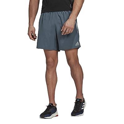 adidas Saturday 5 Shorts (Legacy Blue) Men