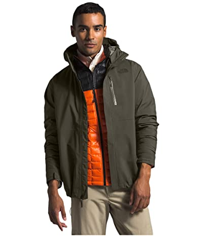 The North Face Dryzzle Futurelight Jacket (New Taupe Green) Men