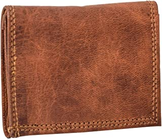 Portamonete ''Arjen'' di Gusti Leder nature portafoglio banconote monete vintage vera pelle festa disco unisex marrone A144
