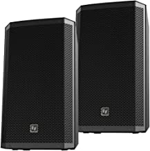 EV ZLX15P 15 in 2 Way Powered DJ PA Speakers Pair