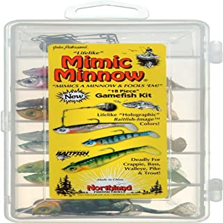 Best northland mimic minnow Reviews
