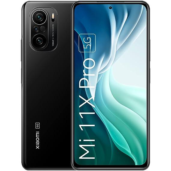 Mi 11X Pro 5G (Cosmic Black, 8GB RAM, 256GB Storage) | Snapdragon 888 | 108MP Camera | Upto 2000 Additional Exchange