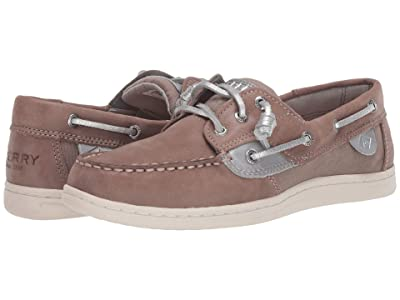 Sperry Songfish Starlight Leather (Dove) Women